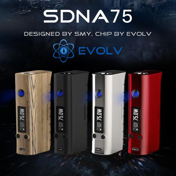 smy sdna75 box mod